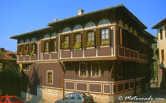 Traditional House in Plovdiv