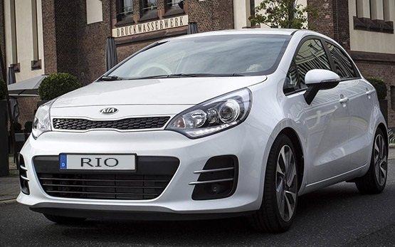 2018 KIA RIO Automatic