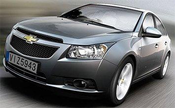 2011 Chevrolet Cruze 1.8